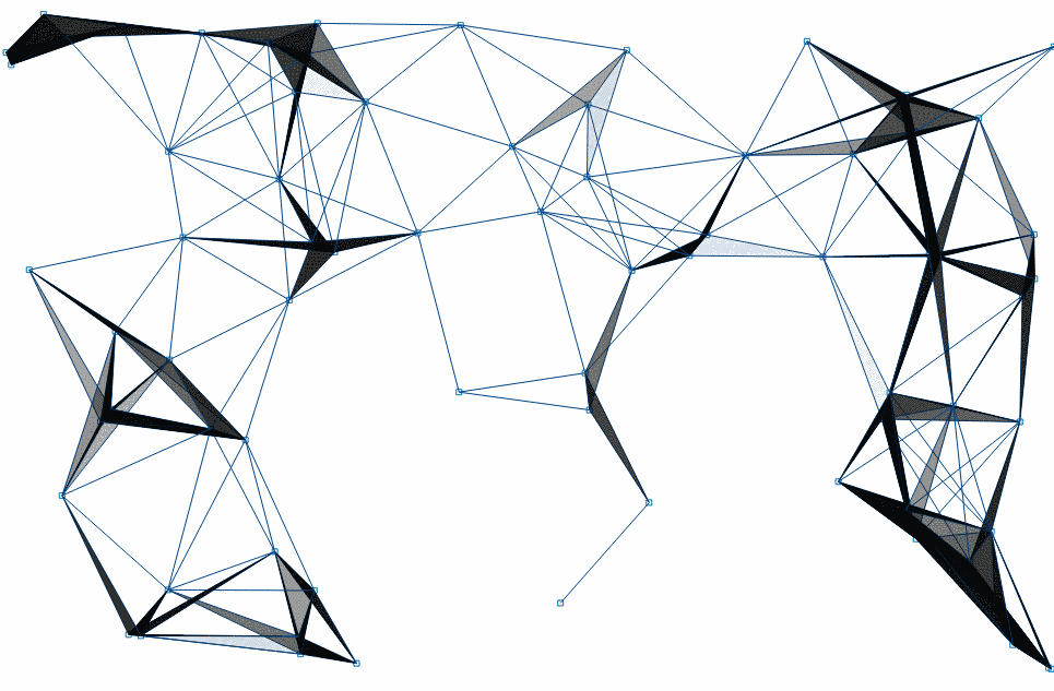 Walking Triangles, Demo B