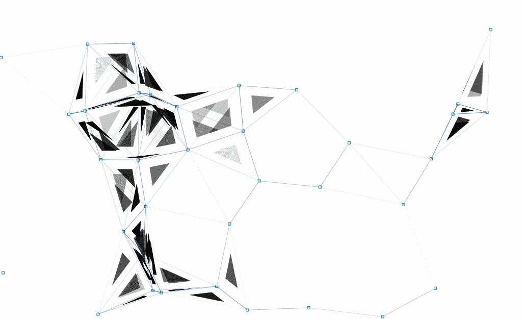 Walking Triangles, Demo C