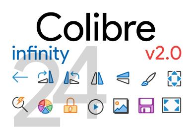 Colibre infinity 24px