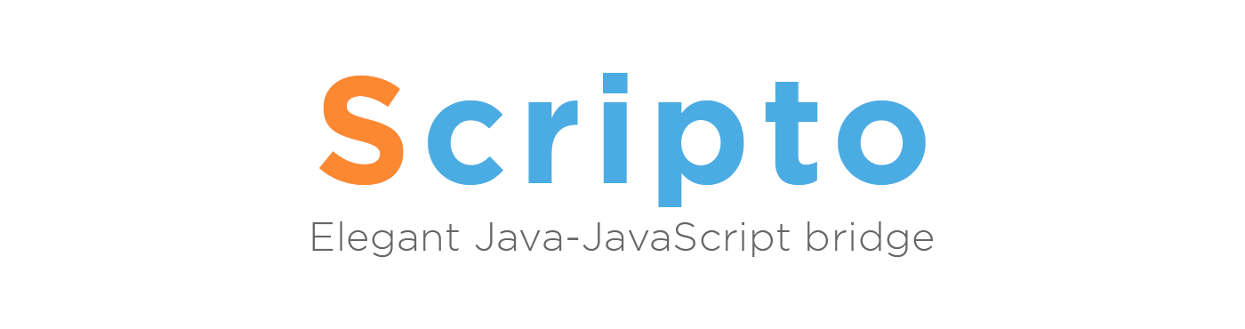 Scripto: Elegant Java-Javascript bridge