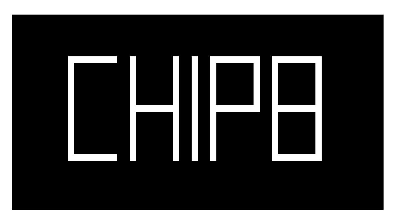 Chip-8 Logo