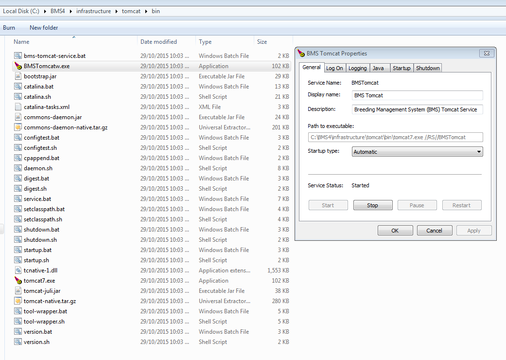 BMS Server Installation · IntegratedBreedingPlatform/Documentation ...