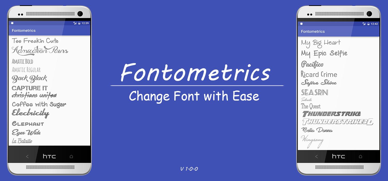 FontometricsLibrary