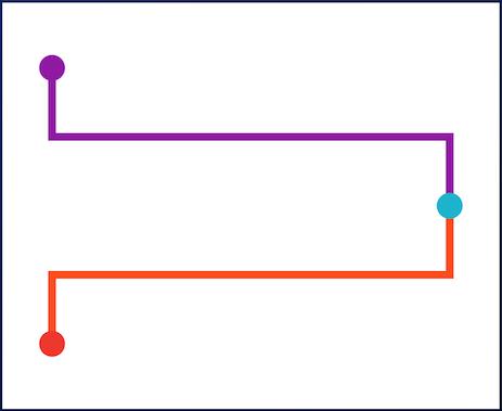 Timeline divider