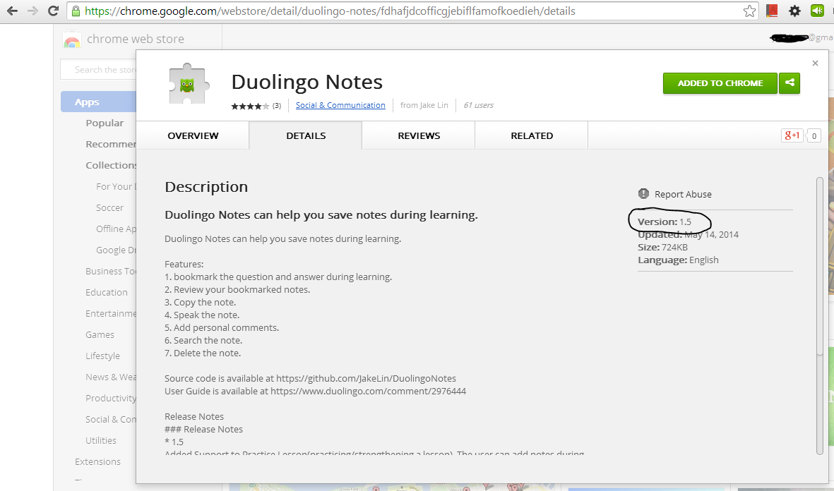 Forum Comments - Duolingo Notes App - Help you learn Duolingo faster