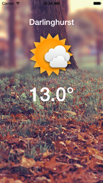 Swift weather 33