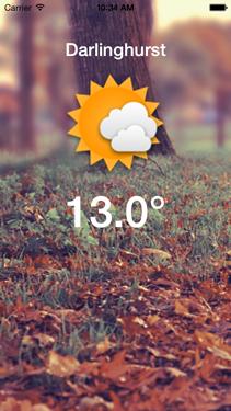 Swift weather 33