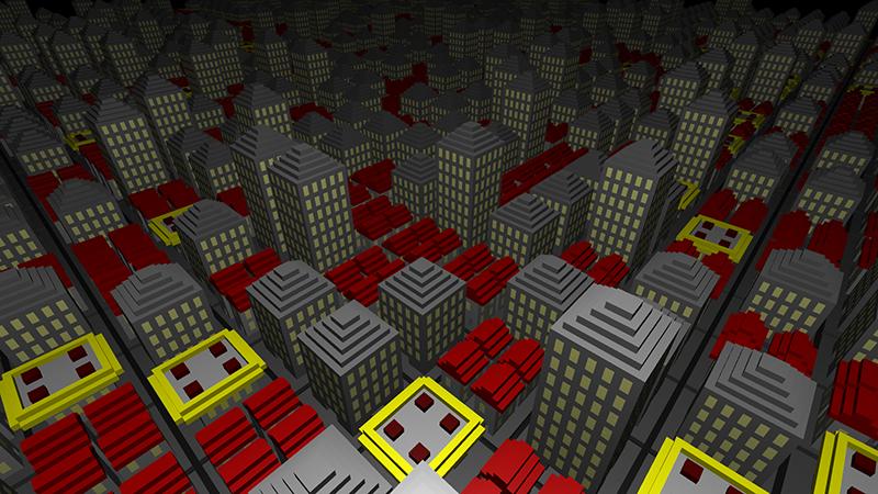 Cityscape demo