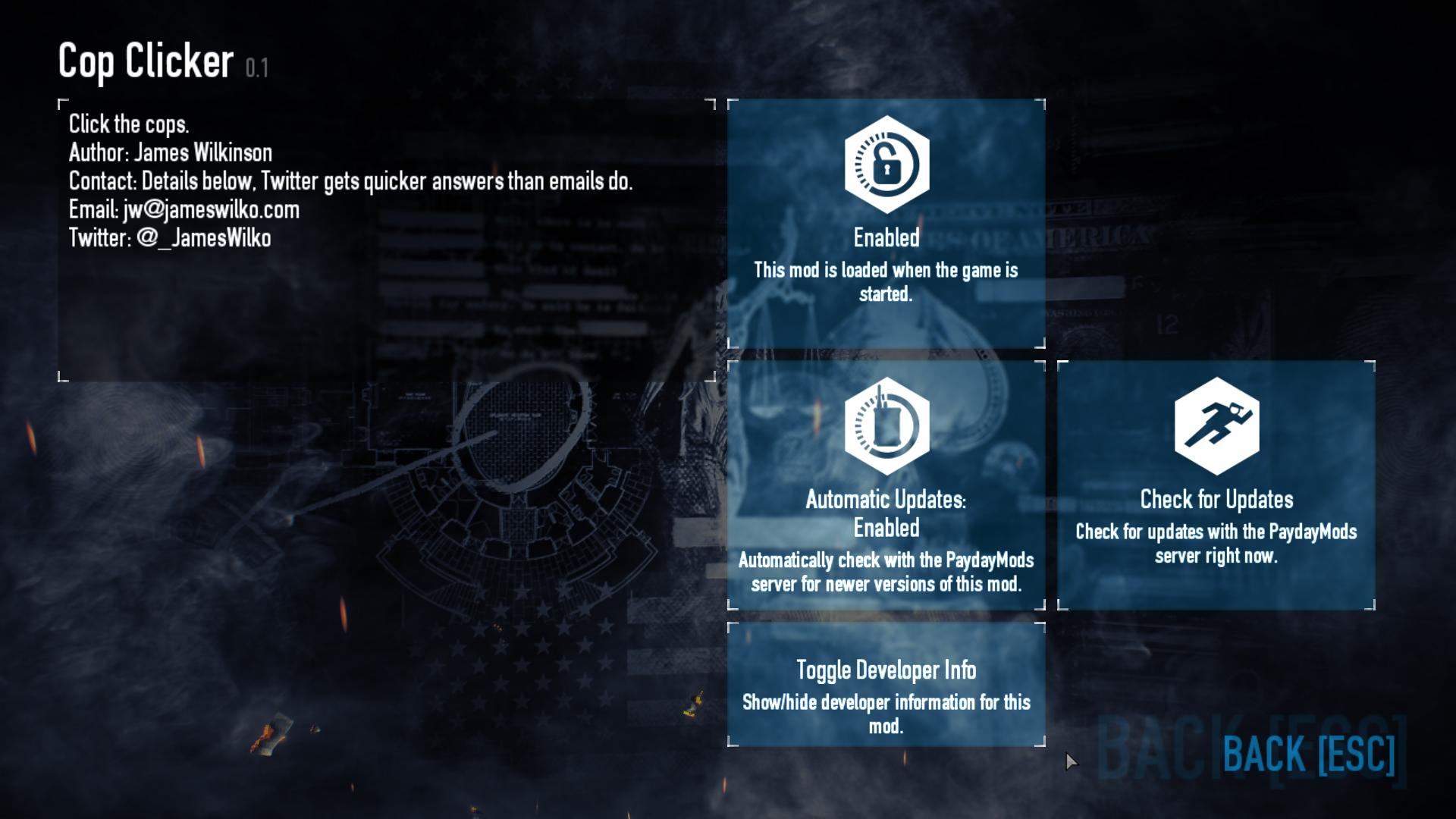 BLT 2 Mod Info