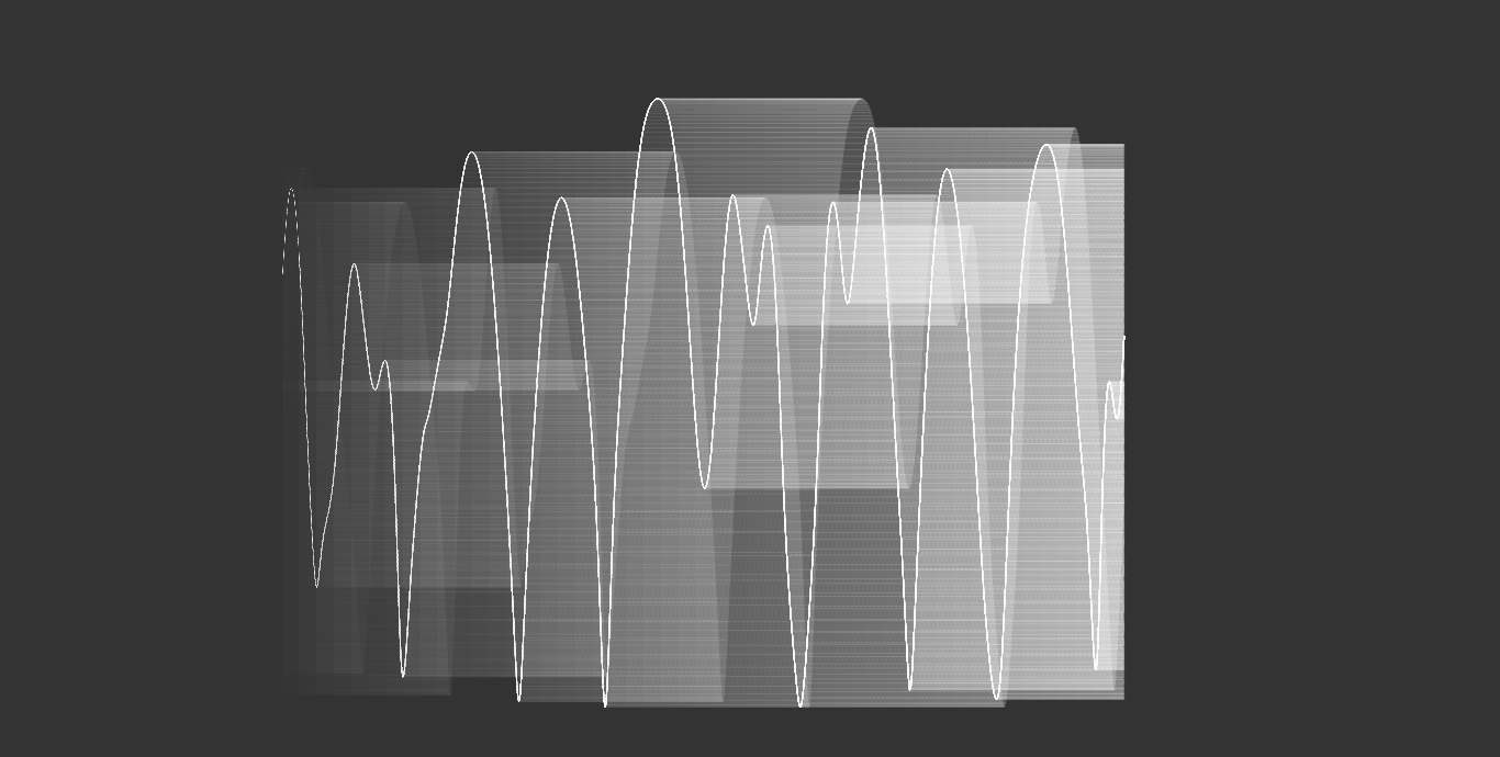 sound generative art maths physics