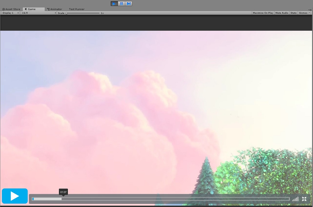Vimeo Player Image