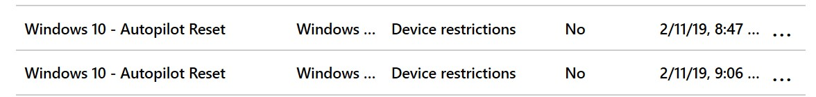 Export & import your Intune tenant settings - Device Advice