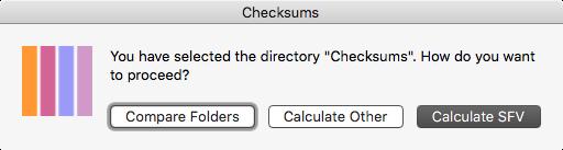 checksum-multiple