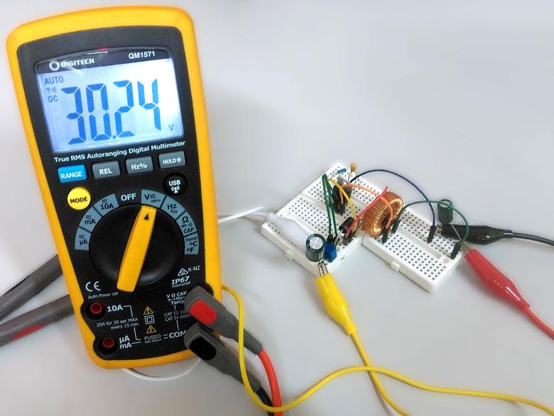 power circuit build