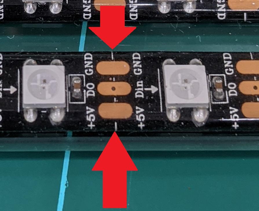 LED Terminals