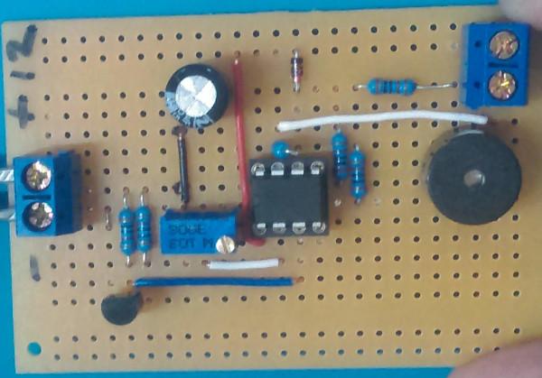 in board circuit