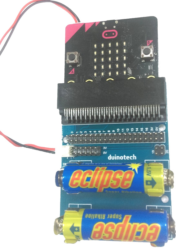 batteries in