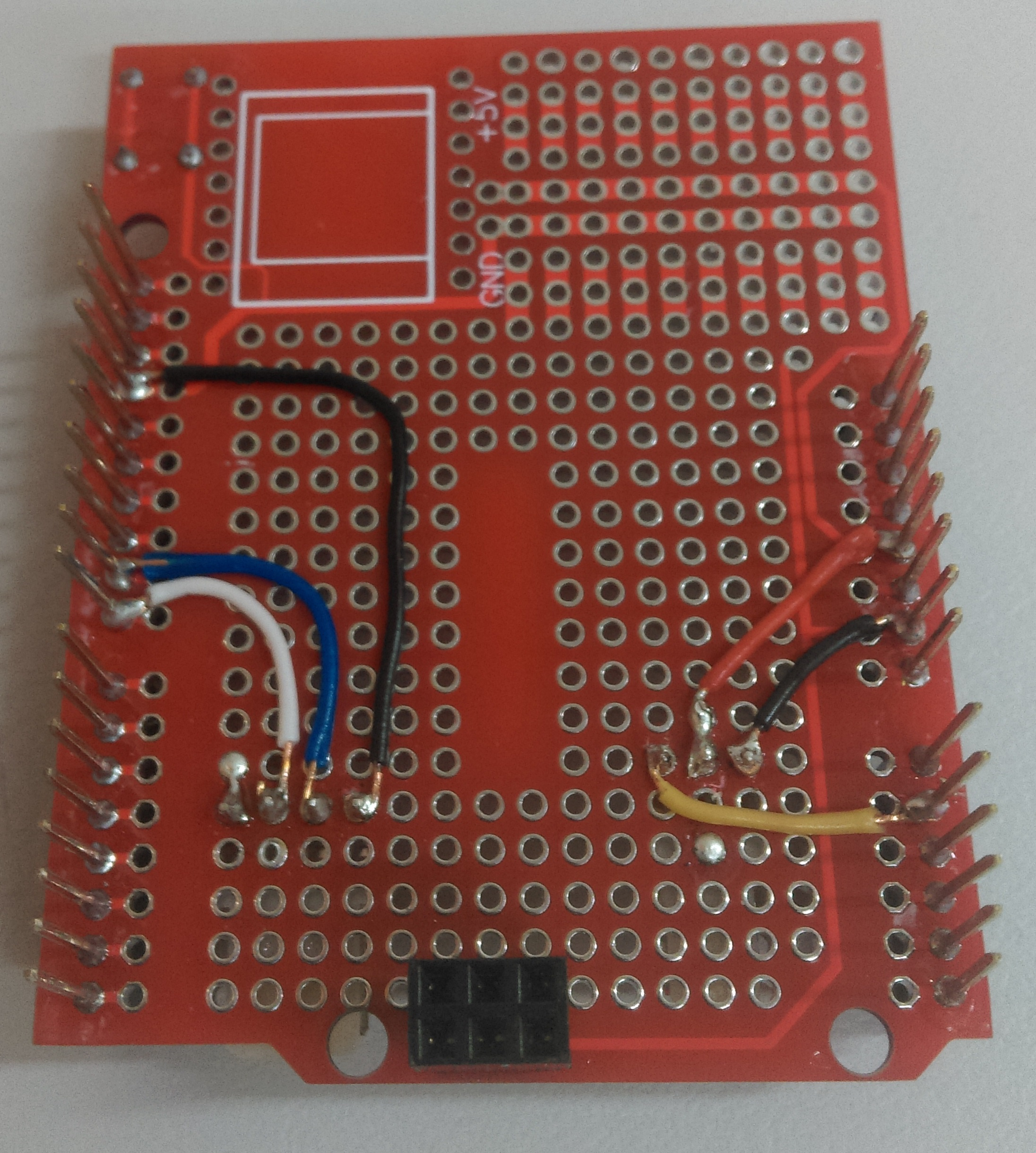 Arduino Servo Motor Control As Well Arduino Prototype Board Also Solar