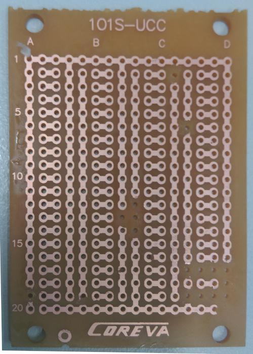 Blank PCB