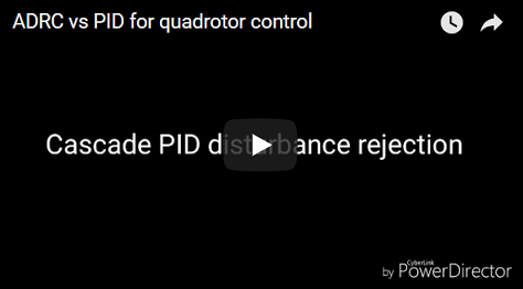 ADRC vs PID