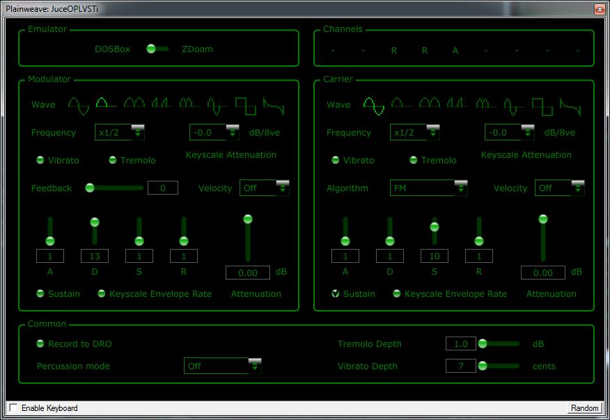 Screenshot (0.9.3 beta release)