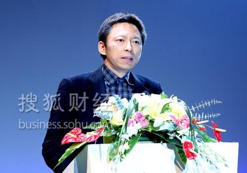 搜狐公司董事局主席兼首席执行官张朝阳
