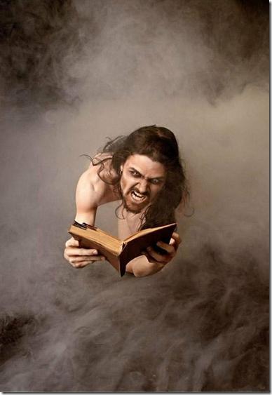 撒旦对圣经充满仇恨