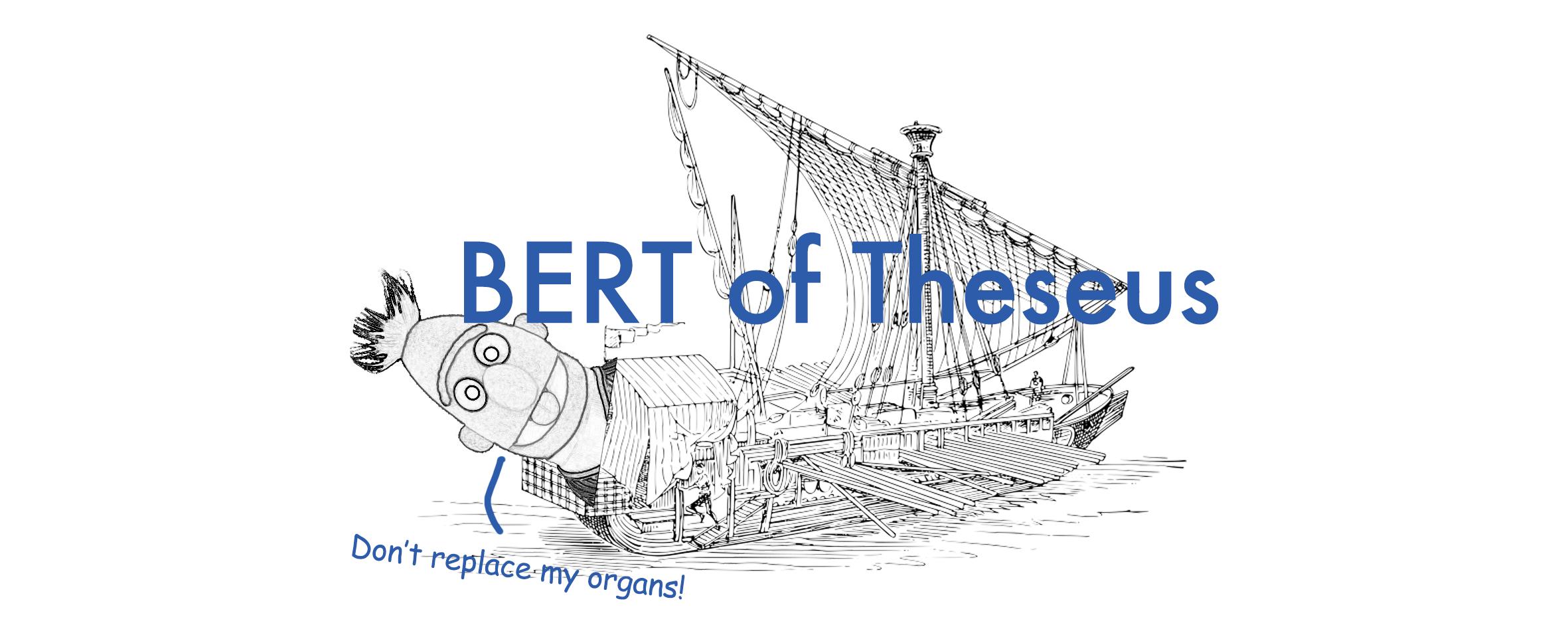BERT of Theseus