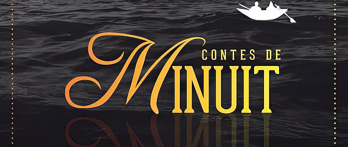 Logo - Contes de Minuit