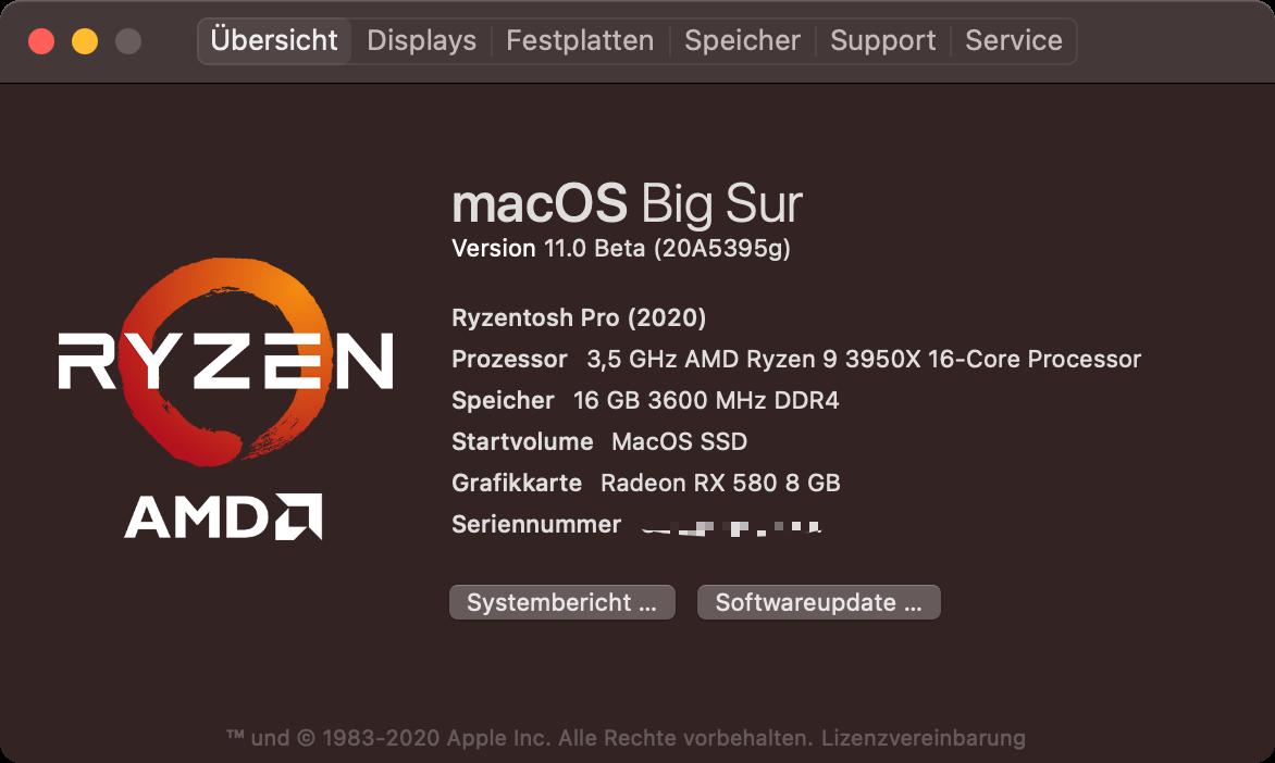 ASUS ROG Strix X570-F Gaming  Ryzen 9 3950X RX 580
