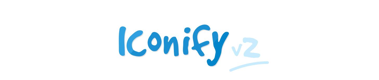 Iconify 2 Logo