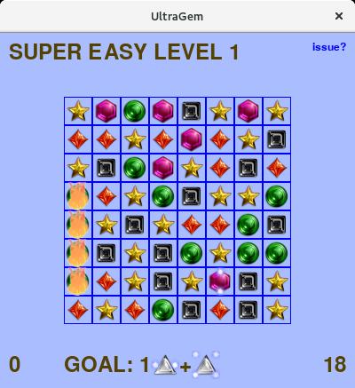 UltraGem screenshot