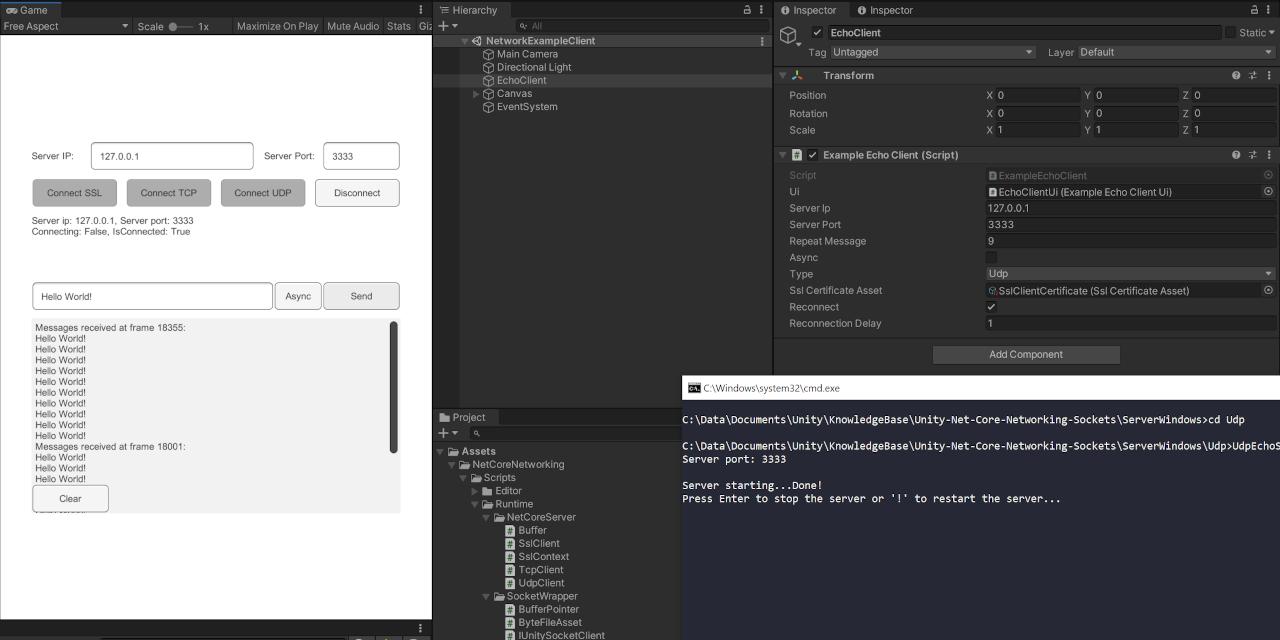 Unity Editor Screenshot