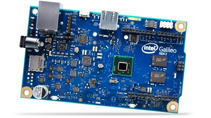 Galileo Board