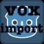 Vox Importer's icon
