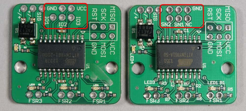 Board Versions