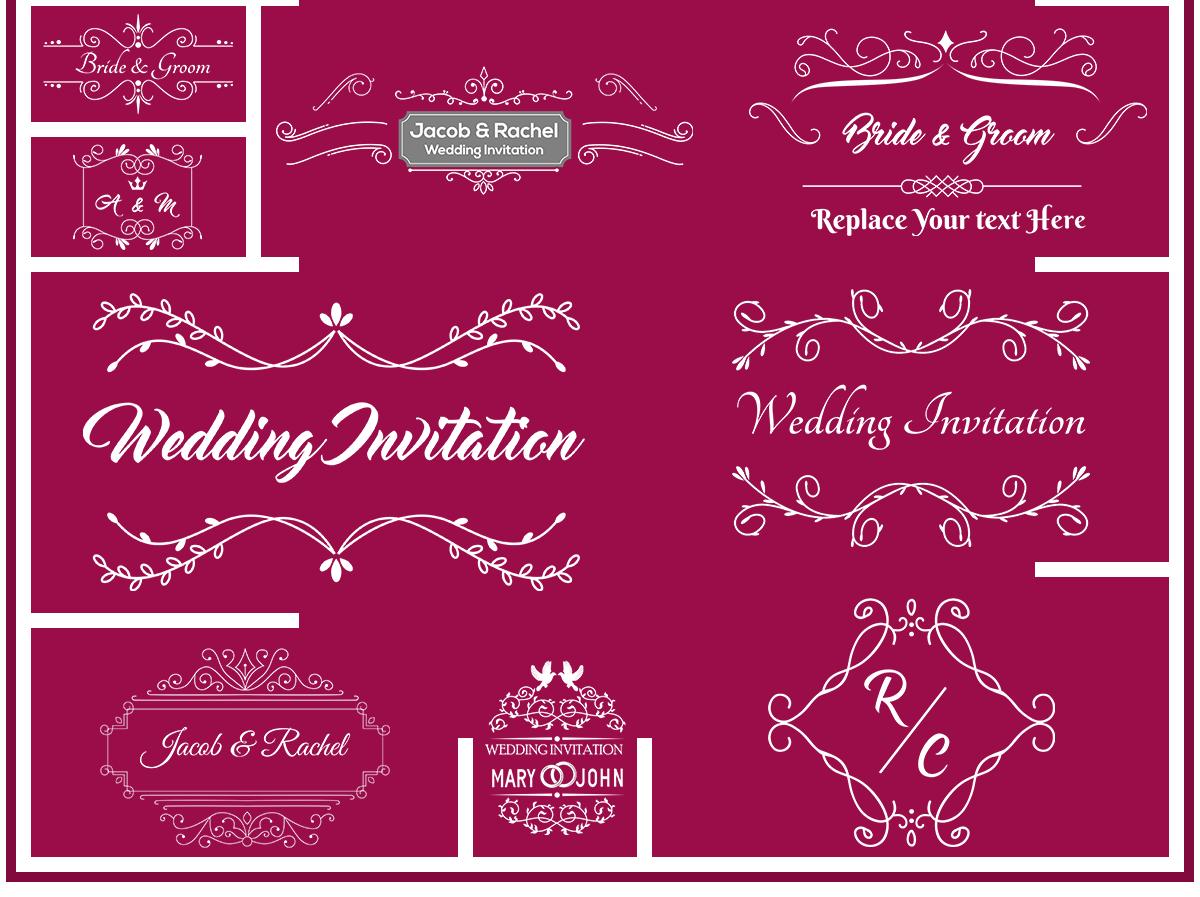 Jolly Wedding Pack - 7