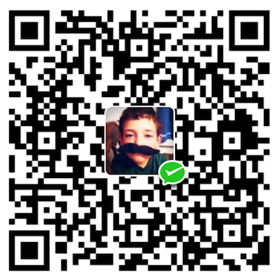 Jonzzs WeChat Pay