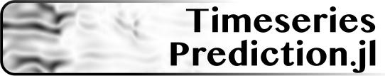 TimeseriesPredition.jl logo