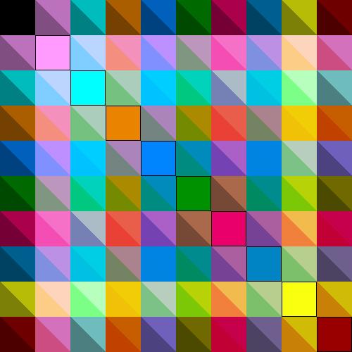 ColorVectorSpace