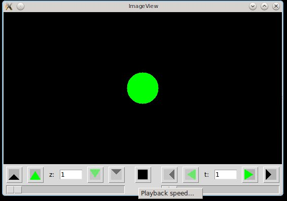GUI snapshot