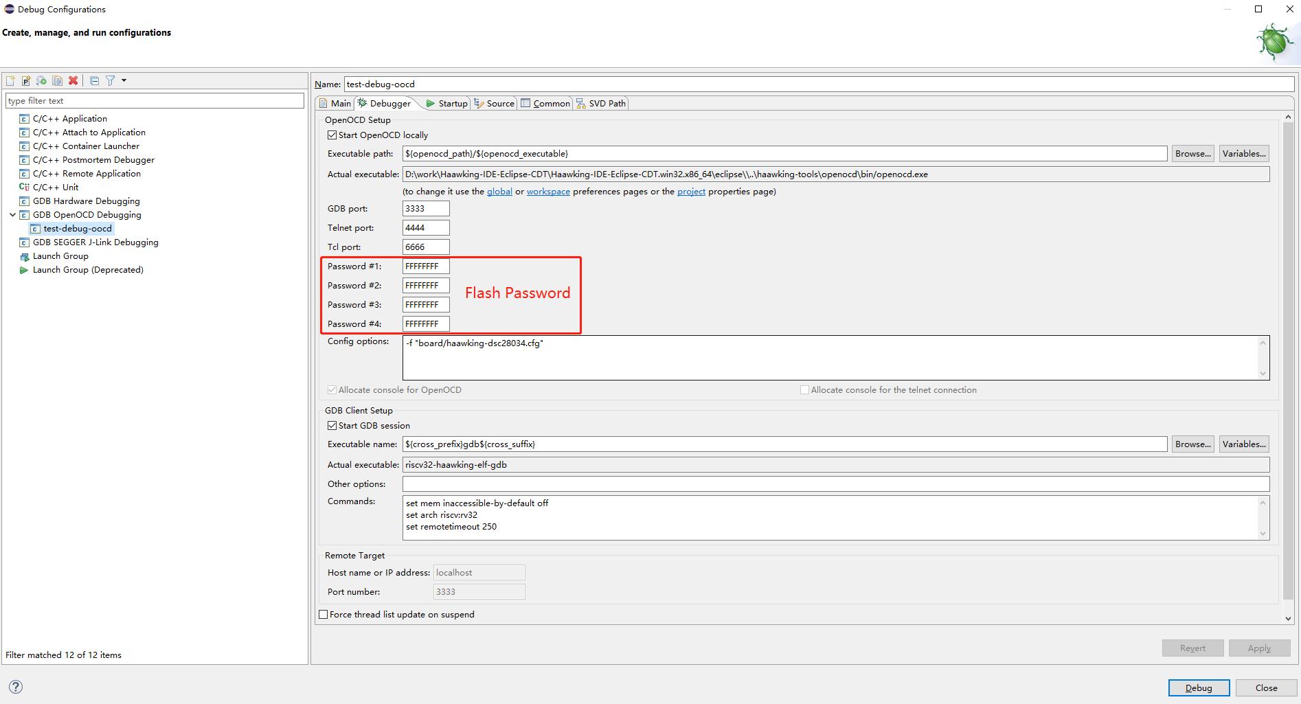 Haawking IDE V0.0.7