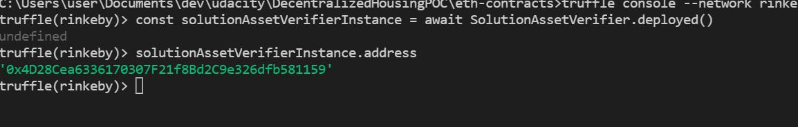 A Decentralized Housing Product POC - 分散式住宅产品