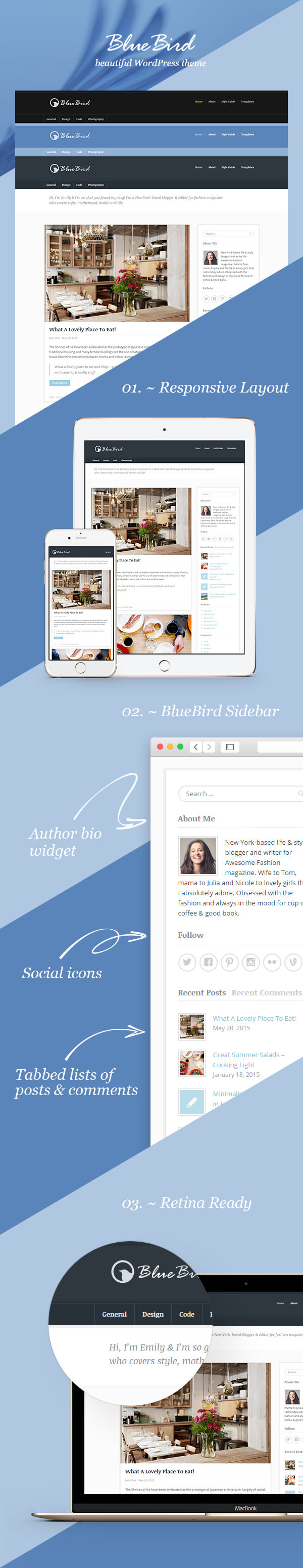 BlueBird Presentation