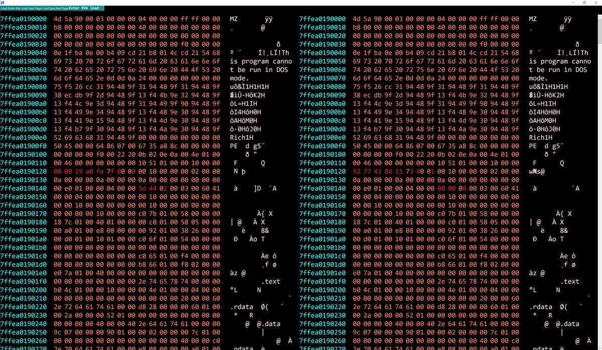 Verification of memory output