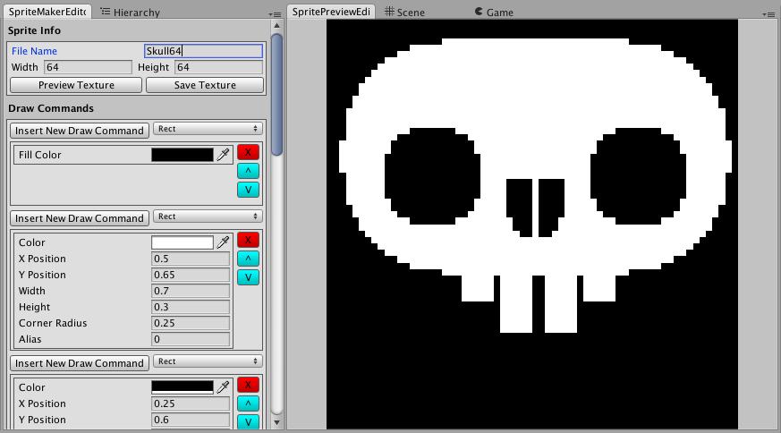Skull 64x64
