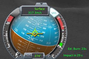 Impact tracker