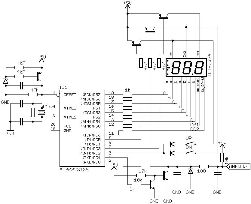 github  temperaturedisplay  1wire 7