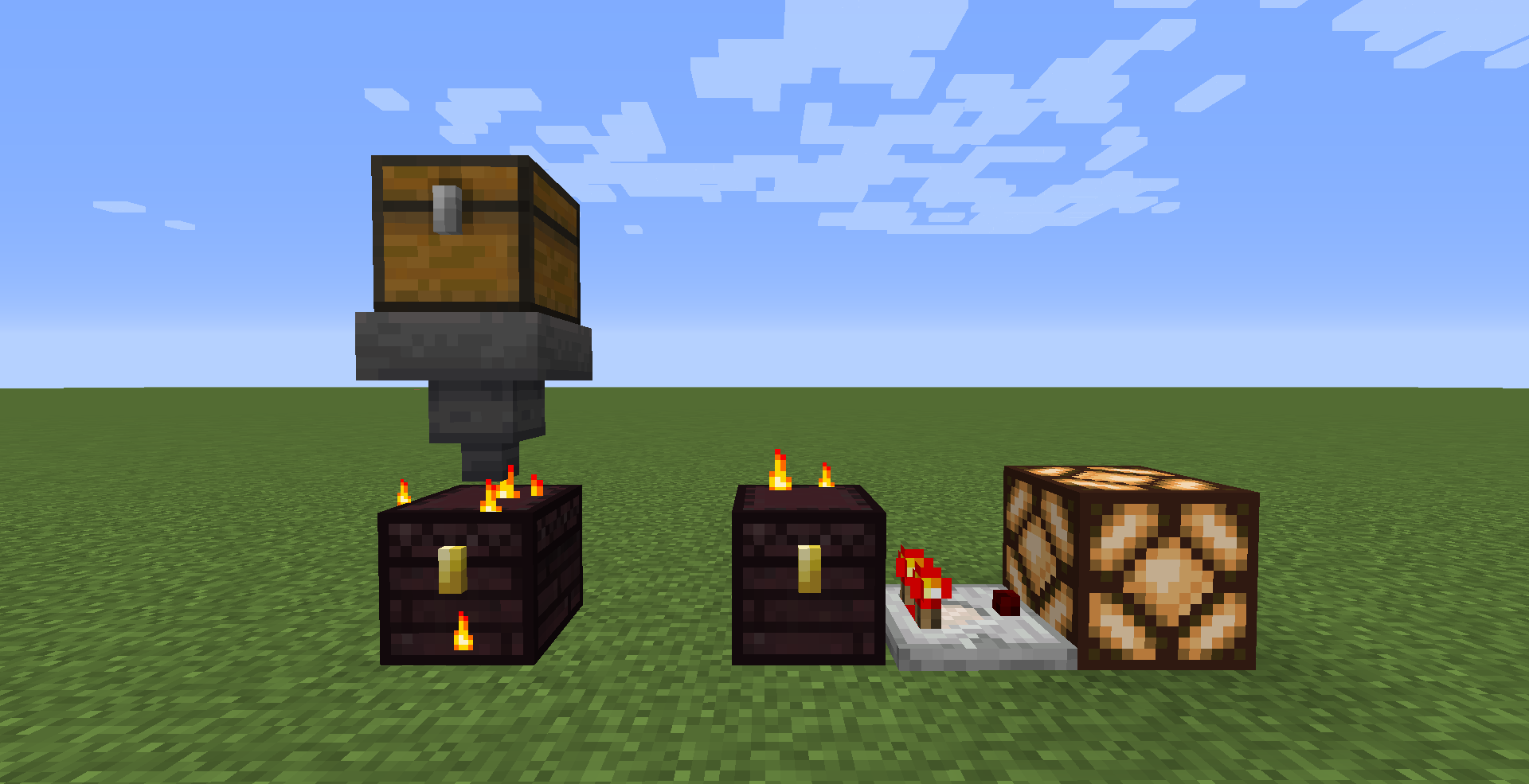 Hoppers/Comparators actually work