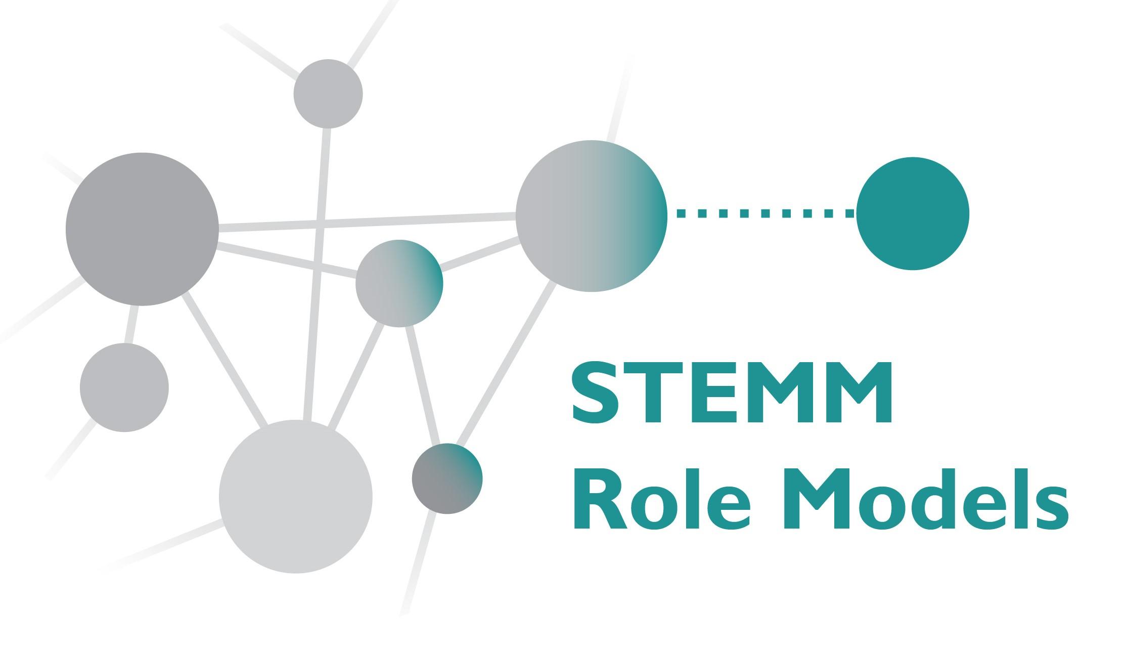 STEMM role models logo